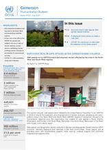 Cameroon : Humanitarian Bulletin - Issue N°22, July 2021