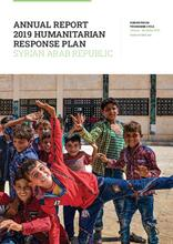 Annual Report – 2019 Humanitarian Response Plan for Syria