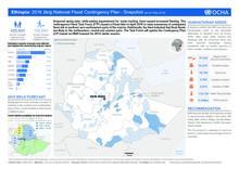 2016 Belg National Flood Contingency Plan - Snapshot (as of 4 May 2016)