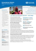 Humanitarian Bulletin West and Central Africa - June 2016