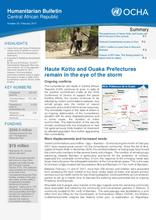 Central African Republic: Humanitarian Bulletin Number 20 | February 2017