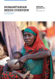 Sudan Humanitarian Needs Overview 2021