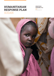 Sudan: Humanitarian Response Plan 2021