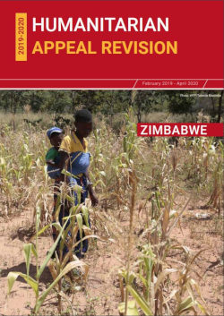 Cover of the Humanitarian Appeal Revision 2019-2020